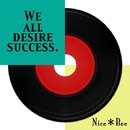 We all desire success. feat.Lily/Nice*Bee
