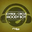 JOYRIDE EP/moodyboy
