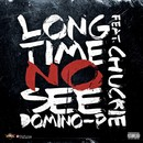 LONG TIME NO SEE (feat. CHUCKIE) -Single/DOMINO-P