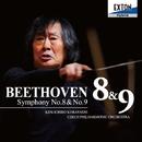 ベートーヴェン:交響曲 第8番&第9番「合唱」/ヴァリアス・アーティスツ
