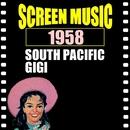 映画音楽大全集 1958 南太平洋/恋の手ほどき/ブラノン・ストリングス・オーケストラ