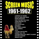 映画音楽大全集 1961-1962 アラビアのロレンス/酒とバラの日々/ブラノン・ストリングス・オーケストラ、ジザイ・ミュージック・プレイヤーズ、ブラノン・ウインド・アンサンブル