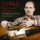J.S.Bach unaccompanied Cello Suites (PCM 96kHz/24bit)/エマニュエル・ジラール