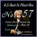 カンタータ第21番 わがうちに憂いは満ちぬ BWV21/石原眞治