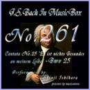 カンタータ第25番 汝の怒りによりてわが肉体には全きところなく BWV25/石原眞治