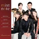 ミクスト・ノート~木管五重奏曲集~ (PCM 96kHz/24bit)/アンサンブル・ミクスト