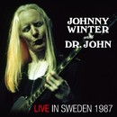 Live In Sweden 1987/JOHNNY WINTER & DR. JOHN