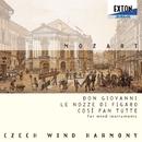 モーツァルト: 三大オペラ (木管八重奏版)/チェコ・ウィンド・ハーモニー
