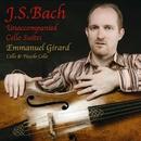 J.S.Bach unaccompanied Cello Suites/エマニュエル・ジラール
