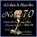 カンタータ第34番 おお永遠の火、おお愛の源よ BWV 34/石原眞治