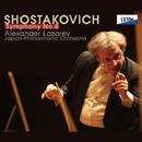 ショスタコーヴィチ: 交響曲 第 8番/アレクサンドル・ラザレフ/日本フィルハーモニー交響楽団