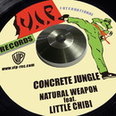 CONCRETE JUNGLE feat. LITTLE CHIBI -Single/NATURAL WEAPON