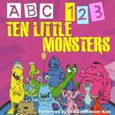 ABCと123 リトルモンスター/The Countdown Kids