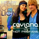 Heart Of A Lion (Remixes - 2014 WM World Cup Song Edition)/Caylana feat. Not Profane