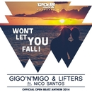 Won't Let You Fall/Gigo'n'Migo