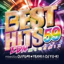 BEST HITS 59  Megamix mixed by DJ FUMI★YEAH! & DJ YU-KI/DJ FUMI★YEAH! & DJ YU-KI