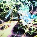 追われるカラス、追うカラスも追われるカラス、そして衝突して咲いていく - Light in Space/高橋英明 teamLab