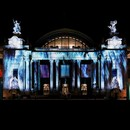 Universe of Water Particles on the Grand Palais/高橋英明 teamLab