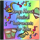 Songs About Musical Instruments for Kids/The Pre-K Players