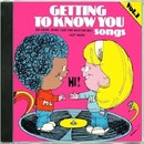 Getting to Know You Songs, Vol. 2/The Pre-K Players