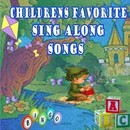 Children's Favorite Sing Along Songs/The Pre-K Players