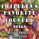 Children's Favorite Country Songs Davy Crocket and Friends/Mommie's Favorite Kid Jams