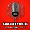 Favorite Playbacks, Vol. 192 (Karaoke Version)/Anna Gramm