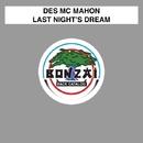 Last Night's Dream/Des Mc Mahon