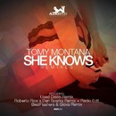 She Knows Remixes/Tomy Montana