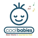 coolbabies Music volume 1 - Assorted Fun Pack/coolbabies Music