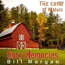 The Color of Music: Only Memories/Bill Morgan
