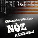 Drum&Bass Compillation Vol.1/GYSNOIZE & Bad Fun & SJ Ocean & Inferno Drums & Kantrabass & Black Dominates & Splazh & Killerstep Noisie & Push2K