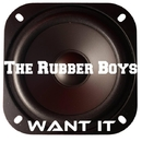 Want It - Single/The Rubber Boys