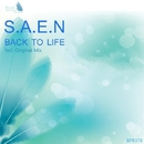 Back To Life - Single/S.A.E.N