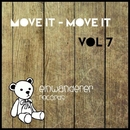 Move It - Move It Vol 7/Alekssandar & Frankh Oren & Rejekt & Loggic & Valerio Turchetti & Ales Andru & Ermess & Beatwave
