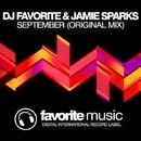 September - Single/DJ Favorite & Jamie Sparks