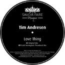 Love Thing/Tim Andresen