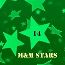 M&M Stars, Vol. 14 Chillout/VD & Enam & Fly Dying & Moonlight & Chillum & Chill Doll & Cj Matt & Alexey InFinO & AUM