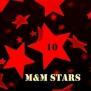 M&M Stars, Vol. 10/DJ Vantigo & DJ Seat & GAP & Sickener & Glad Dark & XXX Project & Vit