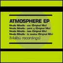 ATMOSPHERE  EP/Nicola Minella