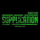 Supplication/Albert Klein