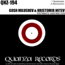 Systematic Abstraction/Gosh Milushev & Hristomir Mitev