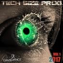 Tech Size Prog 2017 Vol. 1/Daviddance & Andy Pitch & DDL Project & ELFEXXO & Dj Abeb & DJ Herby & Stephan F & Dj Evgrand & Sonny DJ & EmCy & Erkan Doryan & B Bros & Delizious Devina