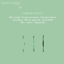 Society Various Artists/Alex Lozada & Leroy Baws & Pirro