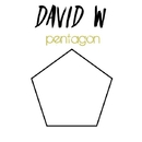 Pentagon - Single/David W