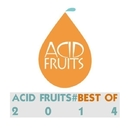 Acid Fruits#Best Of 2014/Dashdot & Nikols & Lauro Viotti & Touchtalk & Nicolau Marinho & Vintage Culture & Tolkien 32 & Elijah Collins & Finnebassen & Cable Cat & Toucan & Max Chapman & Kieran Andrews