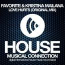 Love Hurts - Single/DJ Favorite & Kristina Mailana