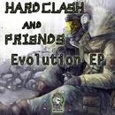 Evolution EP/Hardclash & Dj Posytyvy & PAJ