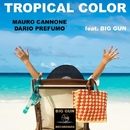 Tropical Color (feat. Big Gun) - Single/Mauro Cannone & Dario Prefumo