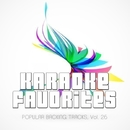 Popular Backing Tracks, Vol. 26 (Karaoke Version)/Ellen Lang